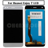 For Huawei Enjoy 7 LCD Screen Tested LCD Display+Touch Screen Panel Replacement for Huawei P9 Lite mini / Y6 Pro 2017 5.0inch