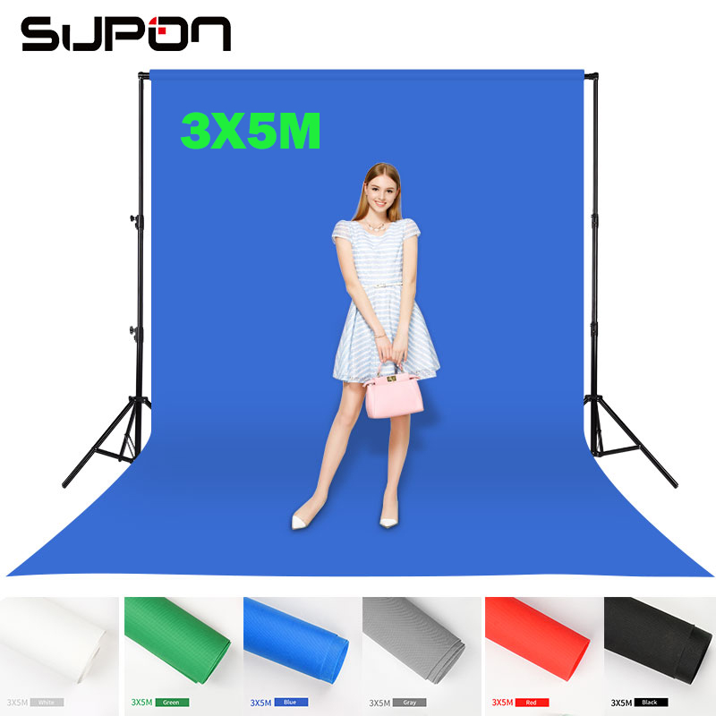 Supon 6 Color Options Screen Chroma key 3 x 5M Background Backdrop Cloth for Studio Photo lighting Non-Woven Fabrics Backdrop велосипед trek madone 5 2 wsd 2013