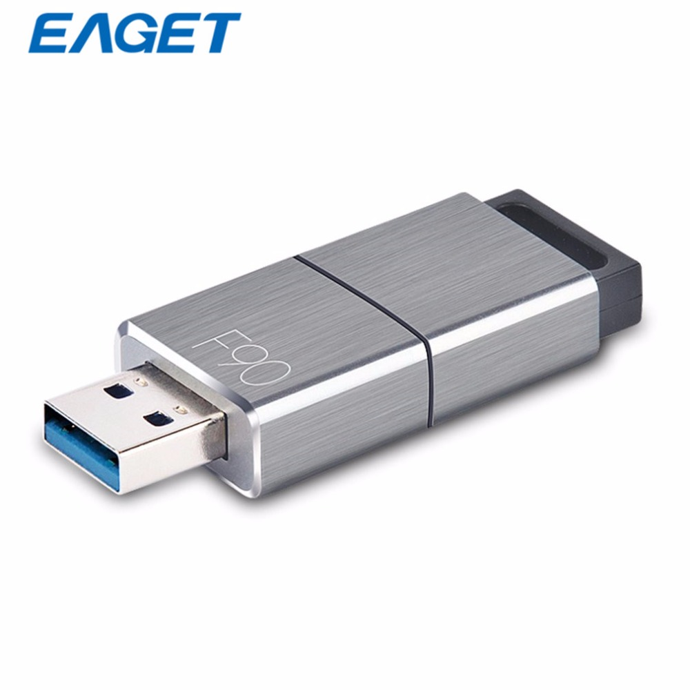 USB Flash Drive USB 3.0 Interface Pendrive 256GB Pen Drive Eaget F90 USB Stick External Storage Disk USB Flash U disk eaget u66 16gb usb 3 0 usb flash drive u disk memory stick pen drive