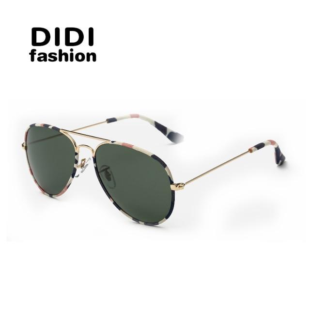 5ae56af4bc DIDI Multi Cat Eye Aviator Sunglasses Men Polarized Brand Designer Alloy  Frame Driving Glasses Steampunk Lunette