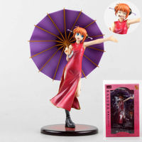 G.E.M. seria Gintama Kagura Ver. China 1/8 PCV Anime Rysunek Toy Prezent Zabawki Kolekcje Model Lalki 249