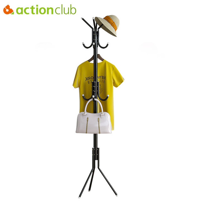 Actionclub Simple Coat Rack Floor Standing Coat Hat Rack Bedroom Amazing Simple Coat Rack