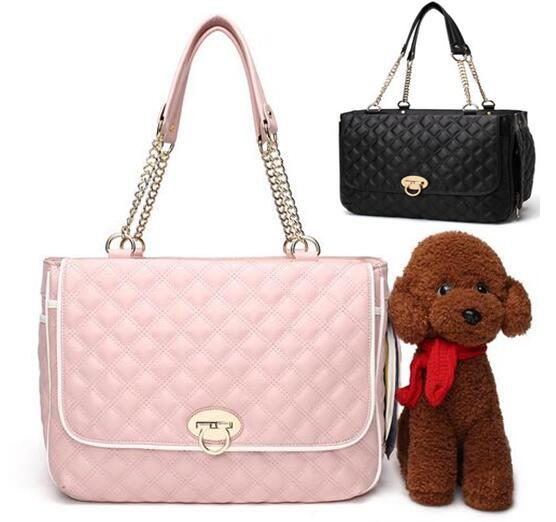 작은 애완 동물 강아지 가방에 대 한 가방 고양이 캐리어 핸드백 배낭 휴대용 여행 항공 어깨 가방 편리한 패션 1 pc-에서강아지 캐리어부터 홈 & 가든 의  그룹 1