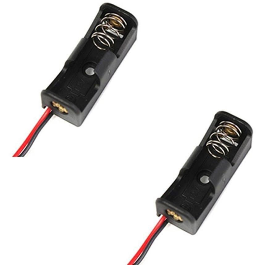 Wholesale 5Pcs 23A//A23 Battery 12V ip Holder Box se Black