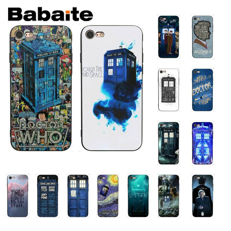 2019 New Style Yinuoda Tardis Box Doctor Who Tpu Soft Silicone Phone Case For Iphone X Xs Max 6 6s 7 7plus 8 8plus 5 5s Xr 10 Case Cellphones & Telecommunications