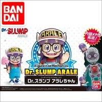 Original Bandai Dr. SLUMP ARALE 1/12 Model Machine Girl Mobile Suit Kids Toys