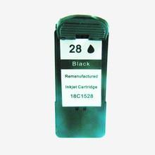 1PK Black Compatible Ink Cartridge for Lexmark 28 18C1528 For Z845