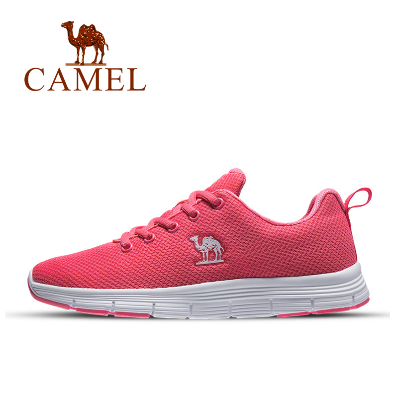 CAMEL Womens Running Shoes Couple Mesh Breathable Lightweight Non-Slip Running Breathable Sport Sneakers For OutdoorsCAMEL Womens Running Shoes Couple Mesh Breathable Lightweight Non-Slip Running Breathable Sport Sneakers For Outdoors