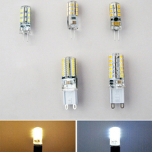 3W 5W SMD3014 G4 LED Lamp DC 12V 220V/ AC 12V 220V Silicone Bulb 24/32/48/64/104 LEDs replace 10W 30W 50W Halogen Light halogen light bulb 12v 5w 10w white