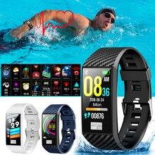 VicTsing Sports Smart Bracelet ECG PPG Heart Rate Monitor Blood Pressure Watch Health Wristband IP68 Waterproof Fitness Band