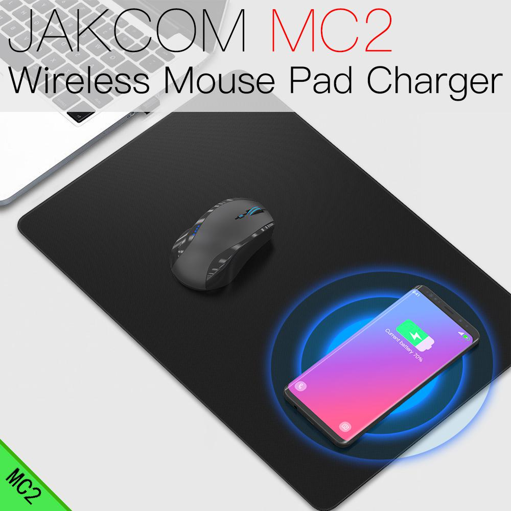 JAKCOM MC2 Wireless Mouse Pad Charger Hot sale in Chargers as solar panel china appel watch 3 power bank 50000mah Зарядное устройство