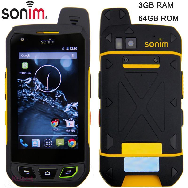 Aliexpress Com 3gb Ram 64gb Rom 4g Lte Waterproof Phone Rugged Smartphone Android