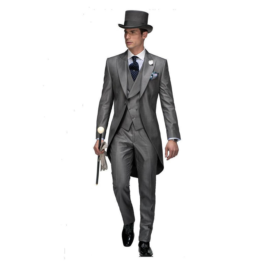 Aliexpress.com : Buy Male 2016 Mens Italy Morning Suit Classic ...