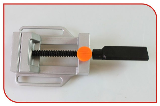 Quick Release Mini Drill Press Vice Aluminum 60mm quick
