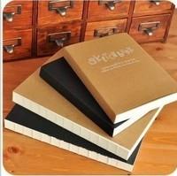 A5 B5 16 K 32 k Nowy Szkicownik SketchBook dla Paiting Rysunek Dziennik Urzędowy Notebook Notatnik Kreatywny Prezent spróbować swoje marzenie