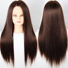 Professional 20inch hairdressing dolls head Female Mannequin Hairdressing Styling Training Head Super quality
