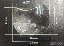 New Projector Parts Convex Lens Projector Condenser Lens for BenQ W703D Projector ,Convex Lens