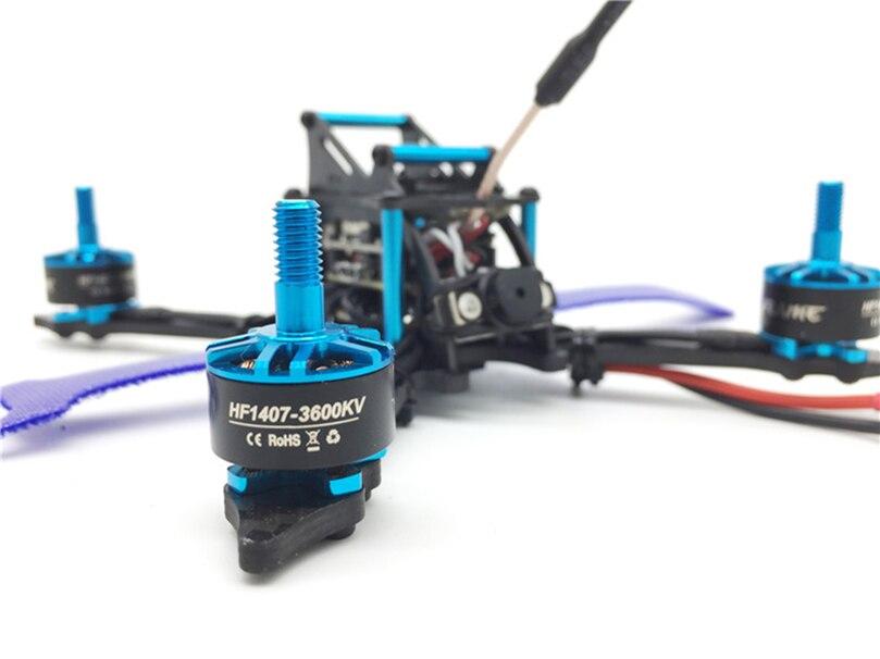 HGLRC VX145 145mm FPV Racing Drone PNP F4 28A 2-4S Blheli_S ESC Carbon Fiber XJB 145 Frame Kit For 11XX 13XX 14XX Motor