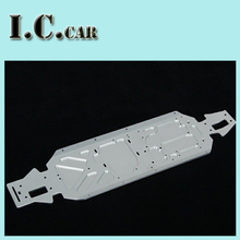 5mm CNC Integrated chassis for LOSI 5IVE Part Rovan Lost Parts