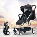 Ultra light high landscape portable folding fashion baby stroller