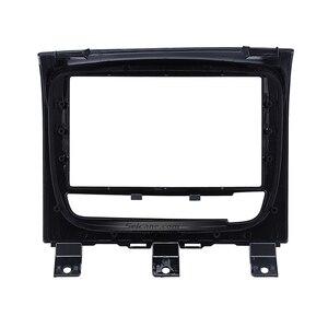 Image 5 - ซีเทอร์ UV สีเทาคู่ Din วิทยุรถยนต์สำหรับ FIAT STRADA DVD แผงติดตั้งเครื่องเสียงรถยนต์กรอบ