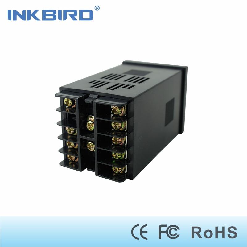 Inkbird ITC-106VH PID termosztátvezérlők, Fahrenheit és - Mérőműszerek - Fénykép 5