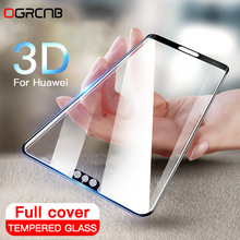 3D Full Cover Tempered Glass For Huawei P20 Pro P10 Lite Plus Screen Protector For Huawei P20 Honor 10 Lite 20 Protective Glass