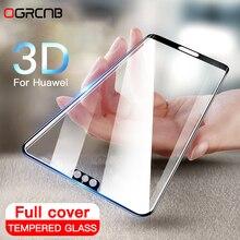Защитное закаленное стекло 3D для Huawei, полное покрытие, для P20 Pro, P10 Lite Plus, защита экрана для Huawei P20, Honor 10, Lite 20