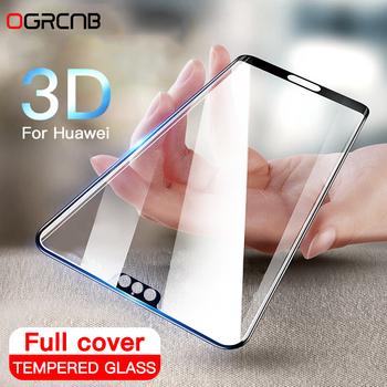 3D pełne pokrycie szkła hartowanego dla Huawei P20 Pro P10 Lite Plus Screen Protector dla Huawei P20 Honor 10 szkło ochronne tanie i dobre opinie Telefon komórkowy Łatwy w instalacji odporny na zarysowania P10 P10 Lite bolimei w Pełny film Body