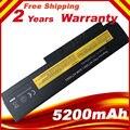 Batería recargable para lenovo x220 x230 x220i x230i