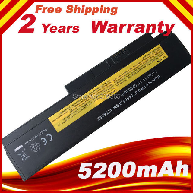 Rechargeable Battery for Lenovo X220 X230 X220i X230i