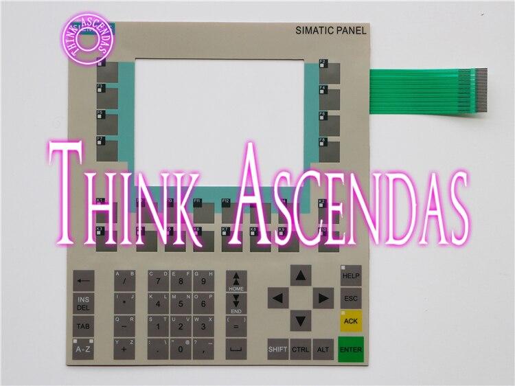 1pcs New HMI OP170B 6AV6542-0BB15-2AX0 6AV6 542-0BB15-2AX0 Membrane keypad