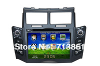 6 2 2008 2009 Toyota Yaris 2 Din Car Dvd Player GPS Wince 6 0 2