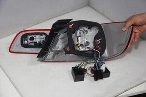 Image 4 - Vidéo, 4 pièces style de voiture pour E92 feux arrière 2007 ~ 2011 pour E92 feu arrière LED + clignotant + frein + lumière LED arrière