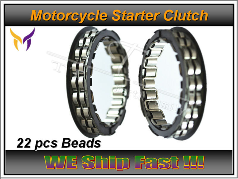 1PC Motorcycle ATV Parts for Yamaha YZF R1 1000 2009-2013 One Way Starter Clutch Bearing Overrunning Clutch Spraq Beads atv parts accessories aluminum radiator for yamaha atv banshee yfz350 1987 2007 motorcycle parts replacement