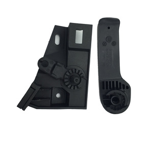 2 Pcs for Tiguan Passat B7 CC Golf MK6 Interior Bell latch Release Handle Strut Handle-fastening Hand 1KD 823 633 A 1J1 823 553