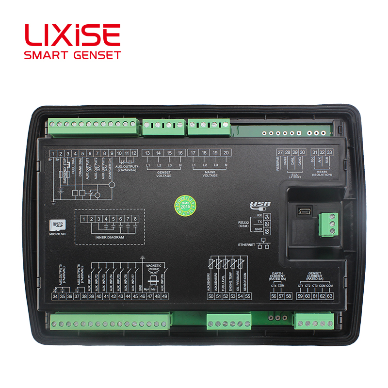 lxc9220 completely replaced dse 7220 amf ats control panel for rh aliexpress com Case IH 7220 Brother MFC 7220 Manual