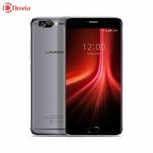 UMIDIGI Z1 Android 7.0 5,5 Zoll MTK6757 Octa-core 6 GB RAM 64 GB ROM 4000 mAh Batterie Vorne Touch Sensor Dual Hinten kameras