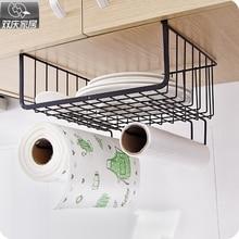 Холодильник стойки присоске крюк полка многофункциональный пространство организатор кухня крюк держатель бутылки приправы стеллаж для хранения