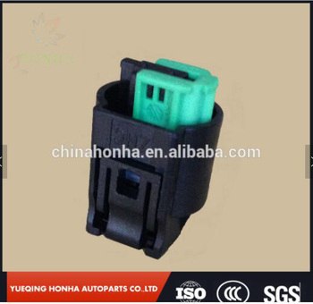 Free shipping 2000 pcs 1-967644-1 968405-1 2pin for outdoor temperature plug auto Oxygen sensor plug connector without terminal