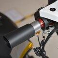 Hot Selling 12V Universal Motorcycle ATV Heated Grip Insert Handlebar Hand Warmer kit pads
