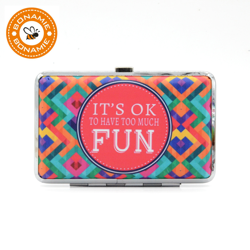 Case, Personality, Printed, Bank, Cigarette, Trendy