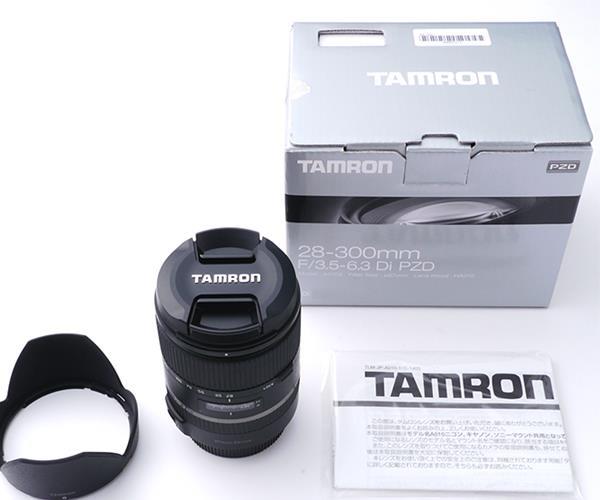 New Tamron 28-300mm F3.5-6.3 Di VC PZD Lens For NIKON tamron 16 300mm f 3 5 6 3 di ll vc pzd macro nikon объектив