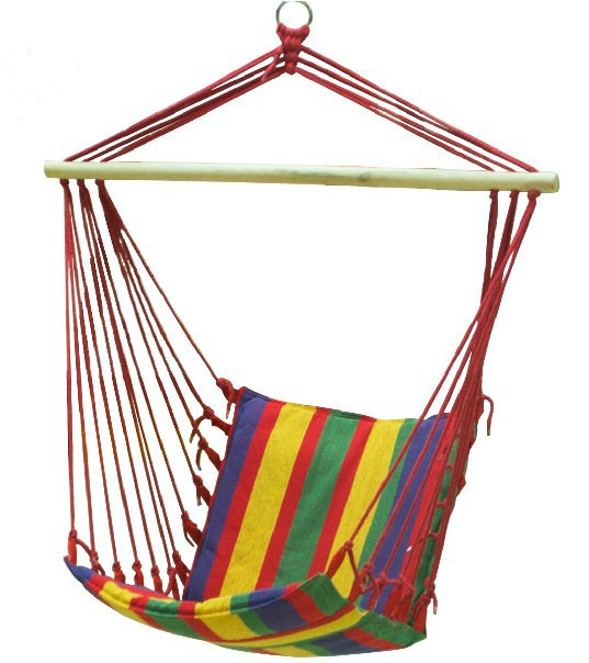 Adult Colorful Casual Hanging Chairs Outdoor Children Canvas Striped Rocking Chair Top Grade Indoor Patio Swing rocking chairs подставка для цветов circle planter 004 018