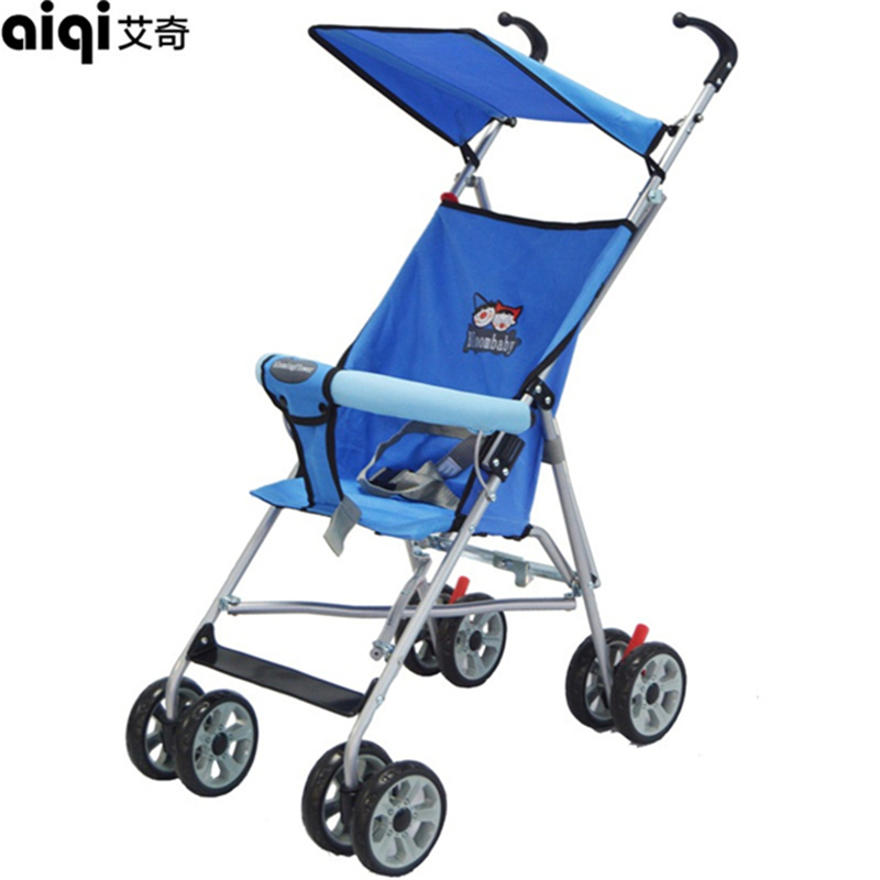 2017 Poussette Baby Stroller Summer Special Carriage Breathable Portable Folding Cart Trolley Pram Pushchair Children Strollers