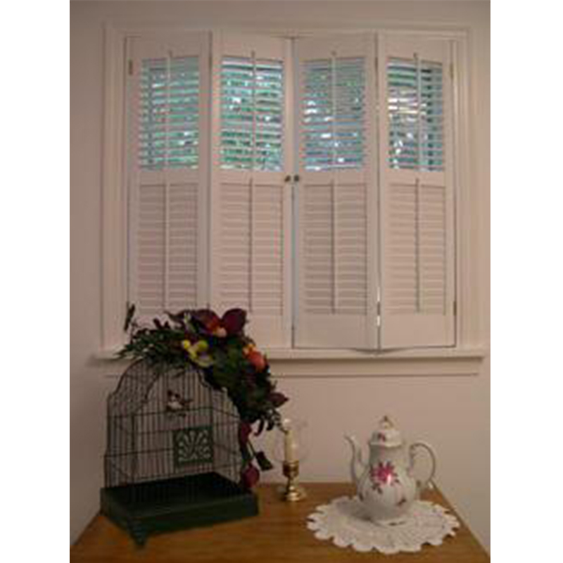 Indoor 100 Bwood Folding Shutters