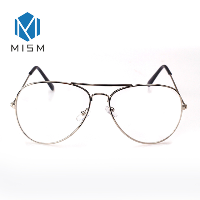 2694636f2c1 MISM 2019 New Arrival Classic Korean Mirror Flat Lense Spectacles Retro  Cateye Sunglasses Women Men UV