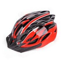 Ultralight Bicycle Helmets Matte Black Men Women Bike Helmet Back Mountain Road Bike Integrally Molded Cycling Helmets
