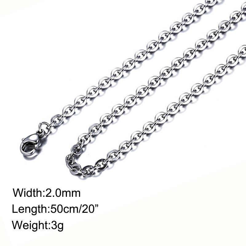 """Pria Terukir Carpe Diem Kalung Perak Warna Stainless Steel Lingkaran Koin Liontin Kalung Gratis 20 """"Chain"""