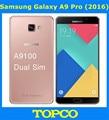 "Samsung galaxy a9 pro 2016 duos original desbloqueado lte teléfono móvil dual sim 6.0 ""16mp samsung a9100 octa core ram 4 gb rom 32 gb"
